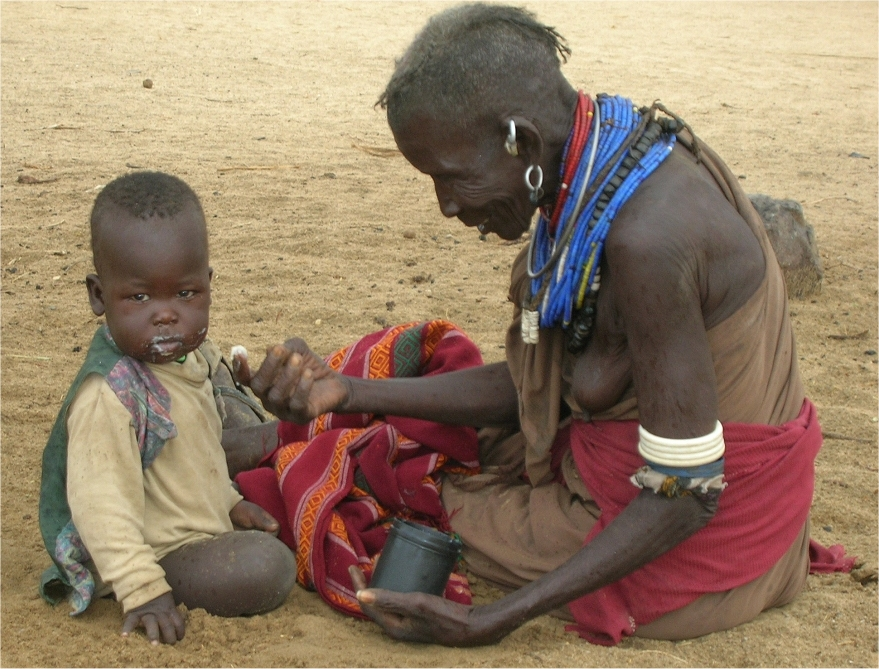oma kind Turkana